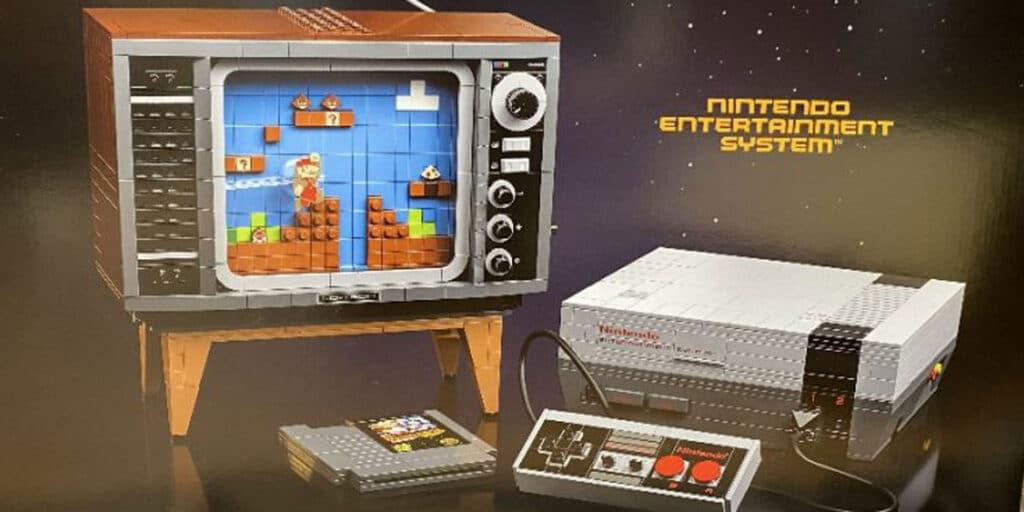Lego 71374 Nintendo Nes 1