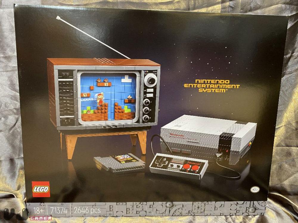 Lego 71374 Nintendo Nes 2