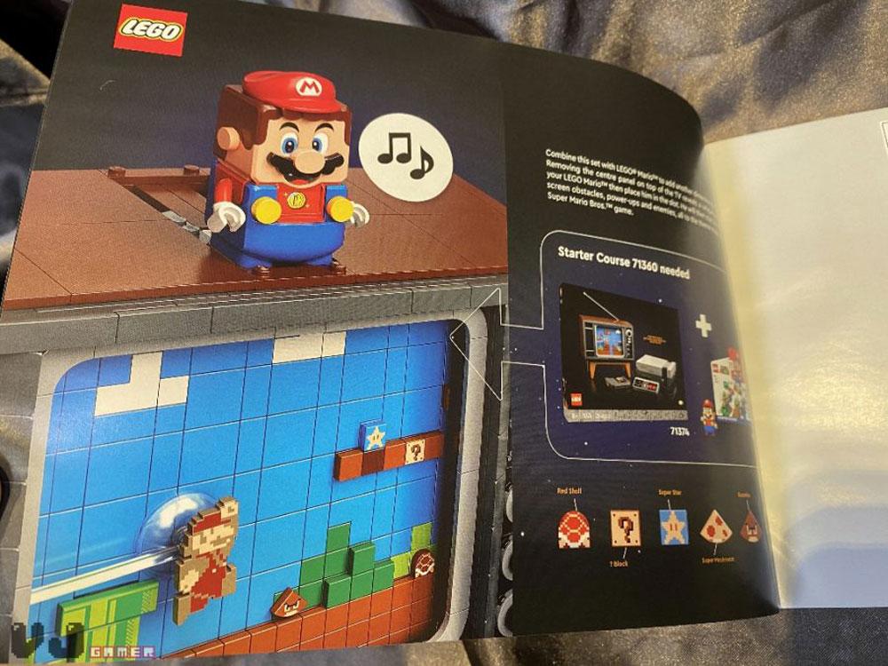 Lego 71374 Nintendo Nes 8