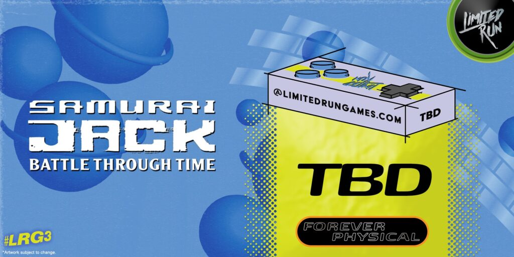 Lrg3 Samurai Jack Battle Through Time