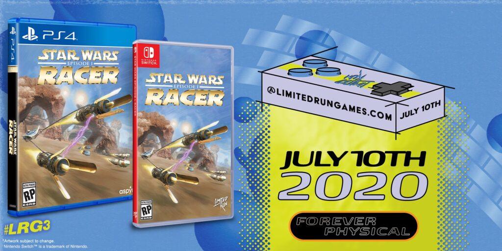 Lrg3 Star Wars Episode 1 Racer