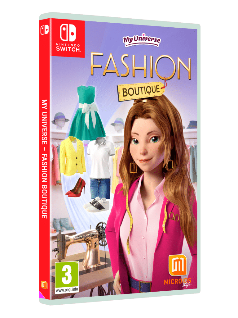 My Universe Fashion Boutique Switch