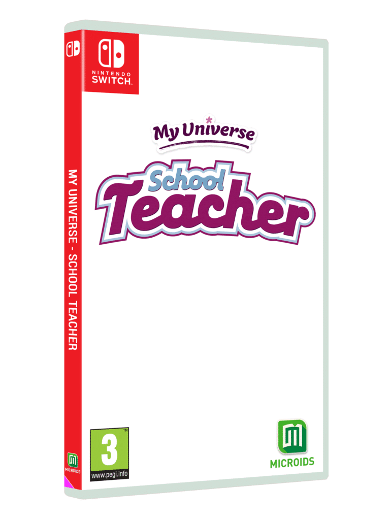 My Universe Maitresse Ecole Switch