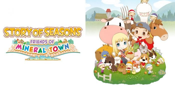 Story Of Seasons Friends Of Mineral Town Final