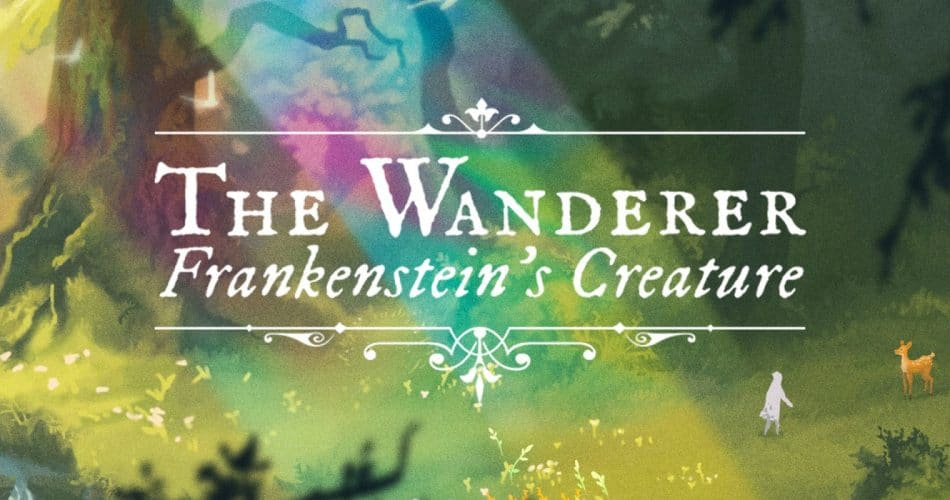 The Wanderer Frankensteins Creature