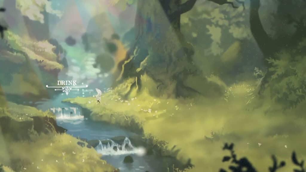 The Wanderer Frankensteins Creature Screen 1