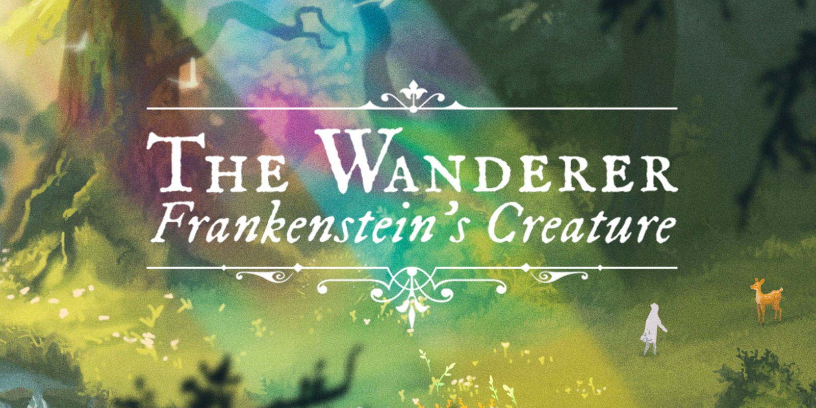 The Wanderer Frankensteins Creature