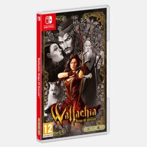 Wallachia Switch Europe