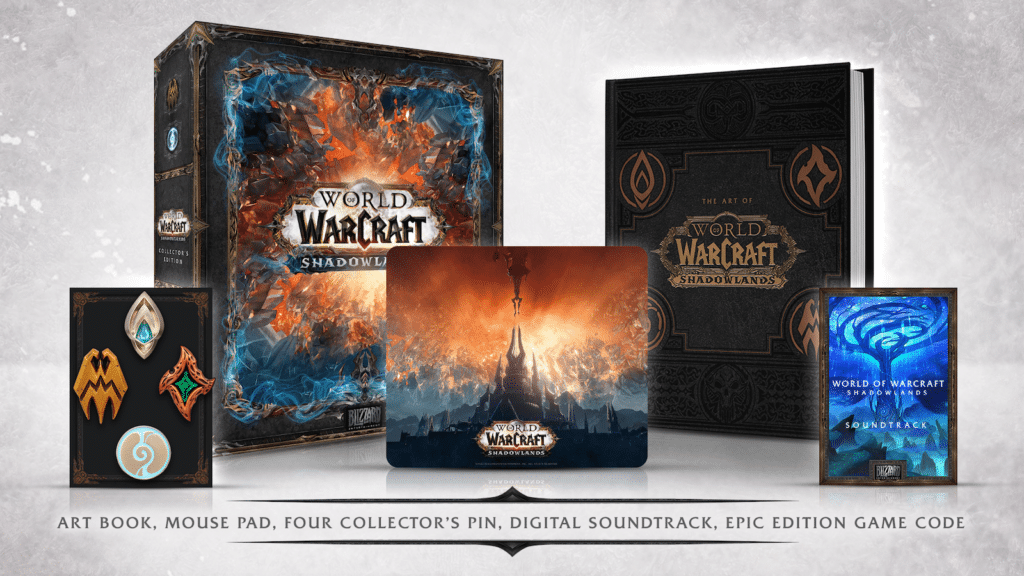 World Of Warcraft Shadowlands Collector 1