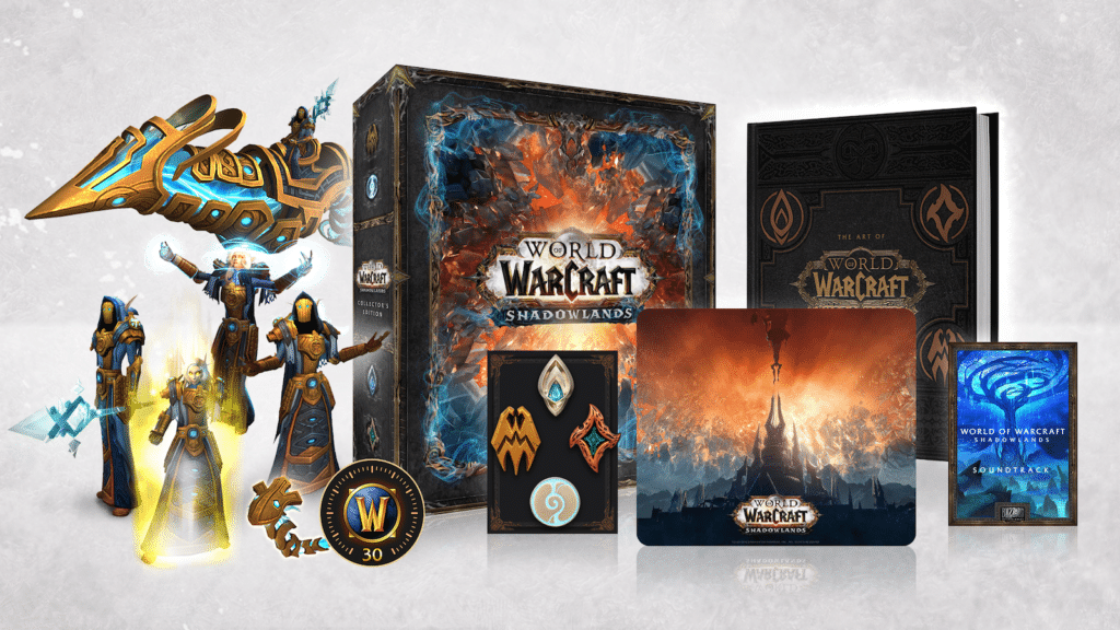 World Of Warcraft Shadowlands Collector 2