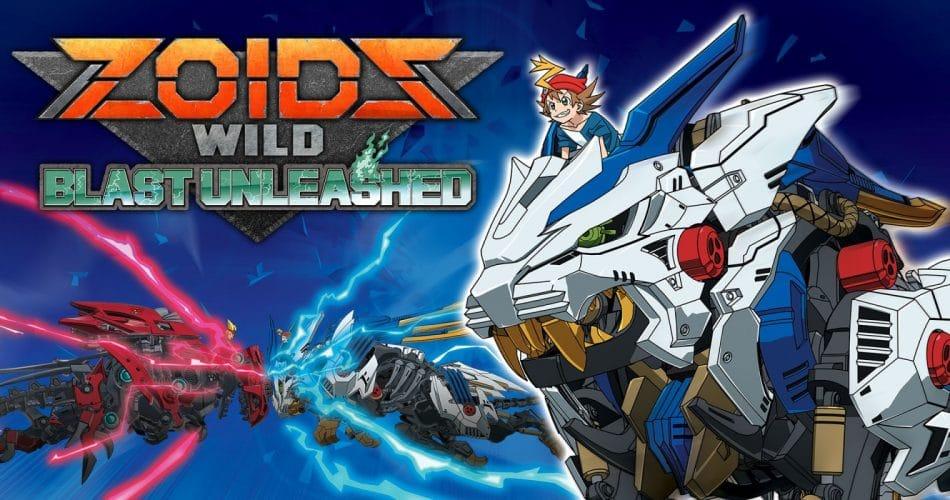 Zoids Wild Blast Unleashed Final