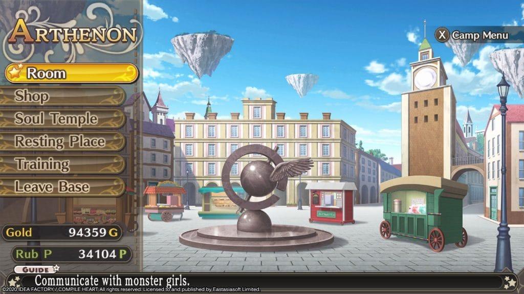 Moero Crystal H Screenshots 27