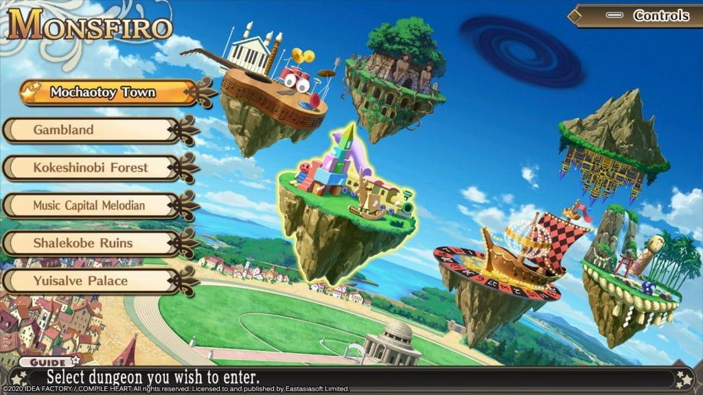 Moero Crystal H Screenshots 28