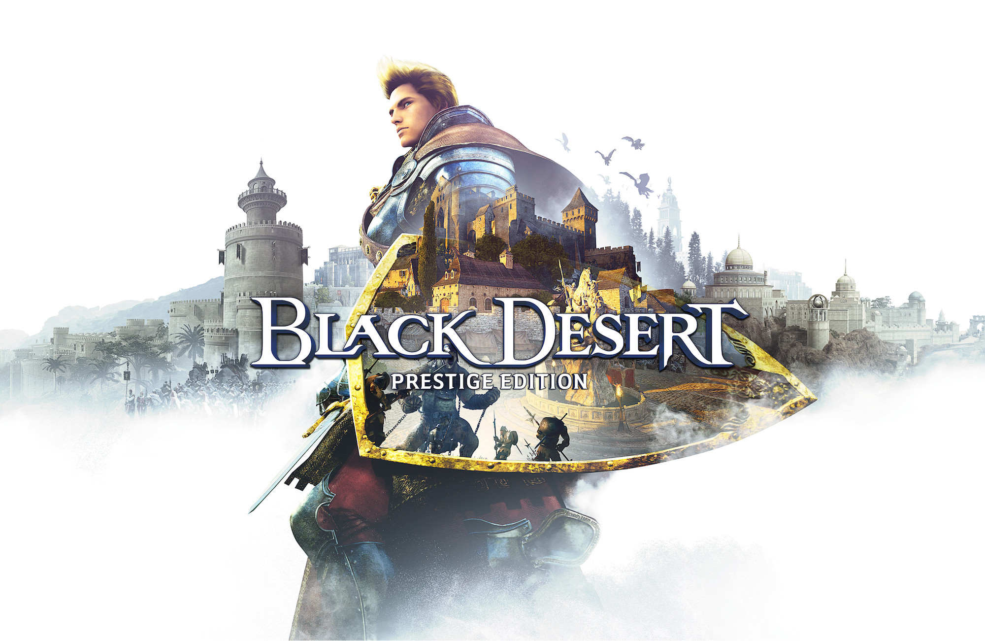 Black Desert Prestige Edition