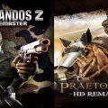 Commandos 2 Praetorians HD Remaster