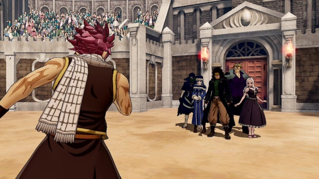 Fairy Tail Screen 04