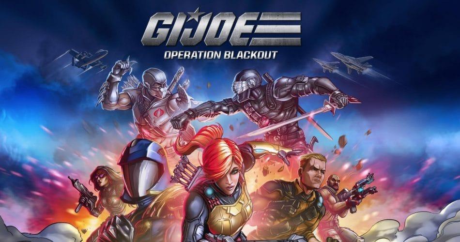 Gi Joe Operation Blackout Final
