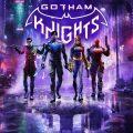 Gotham Knights Keyart