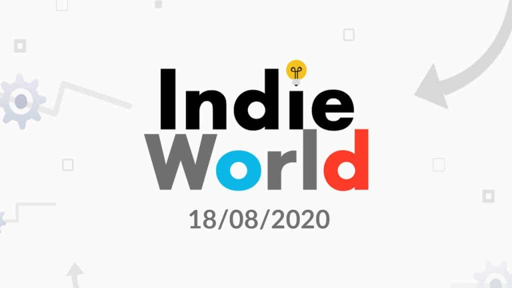 Indie World Aout 2020
