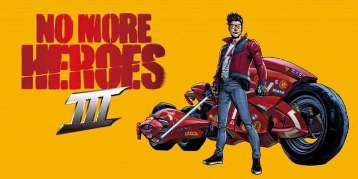 No More Heroes 3 Keyart