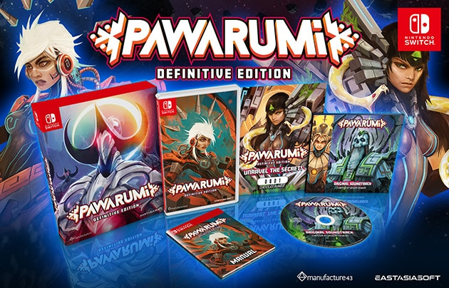 Pawarumi Definitive Edition Limited Switch