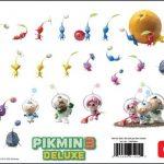 Pikmin 3 Deluxe Bonus Precommande Magnets