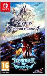 Saviors Sapphire Wings Switch