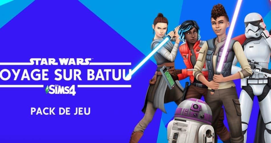Sims 4 Star Wars Voyage Sur Batuu