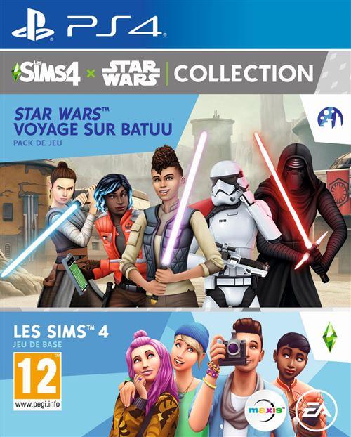 Sims 4 Star Wars Voyage Sur Batuu PS4