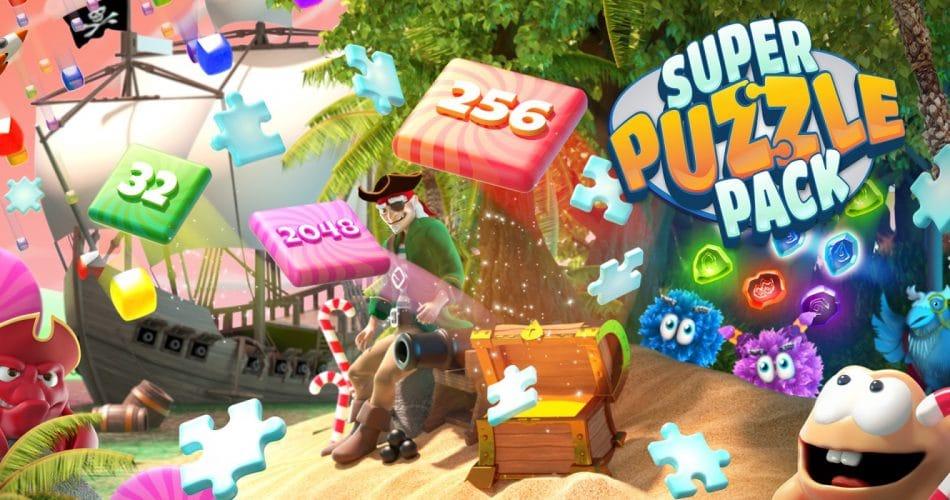 Super Puzzle Pack 1