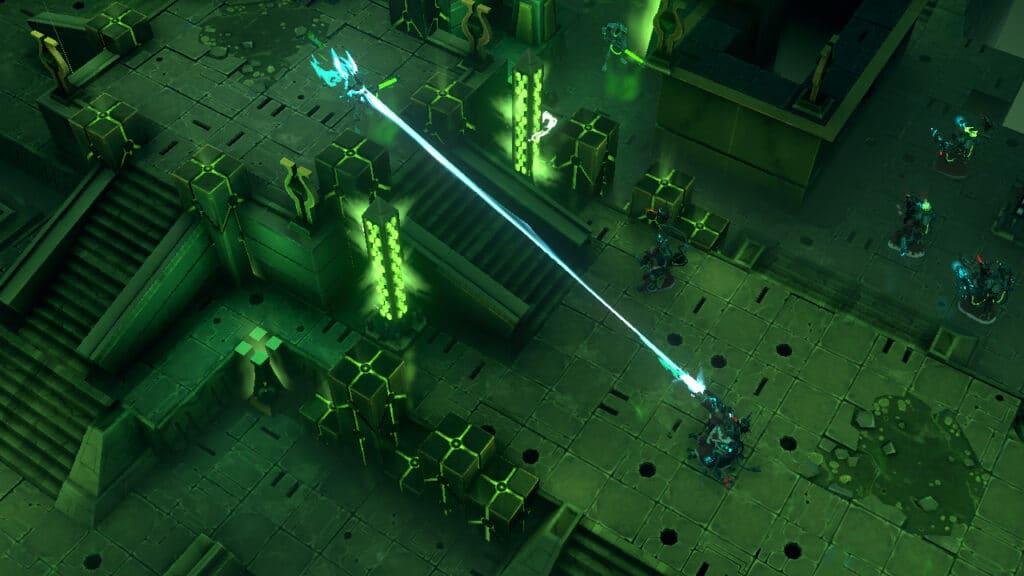 Warhammer 40000 Mechanicus Screen 05