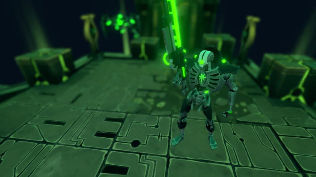 Warhammer 40000 Mechanicus Screen 06