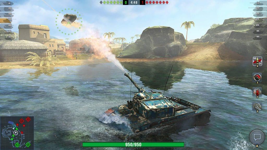 World Of Tanks Blitz Switch Screen 03