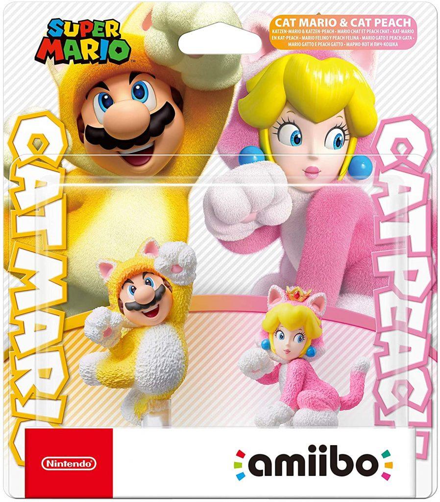 Amiibo Chat Mario Peach