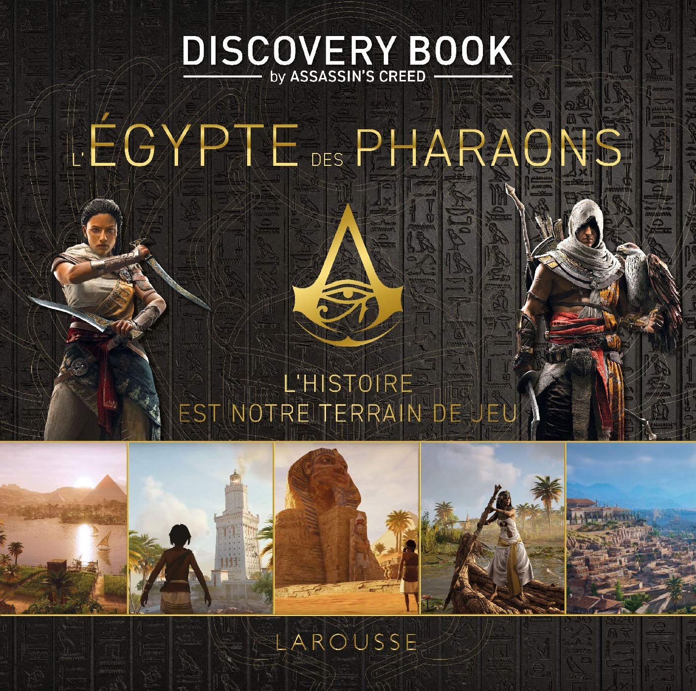 Assassins Creed Discovery Tour Egypte Pharaons