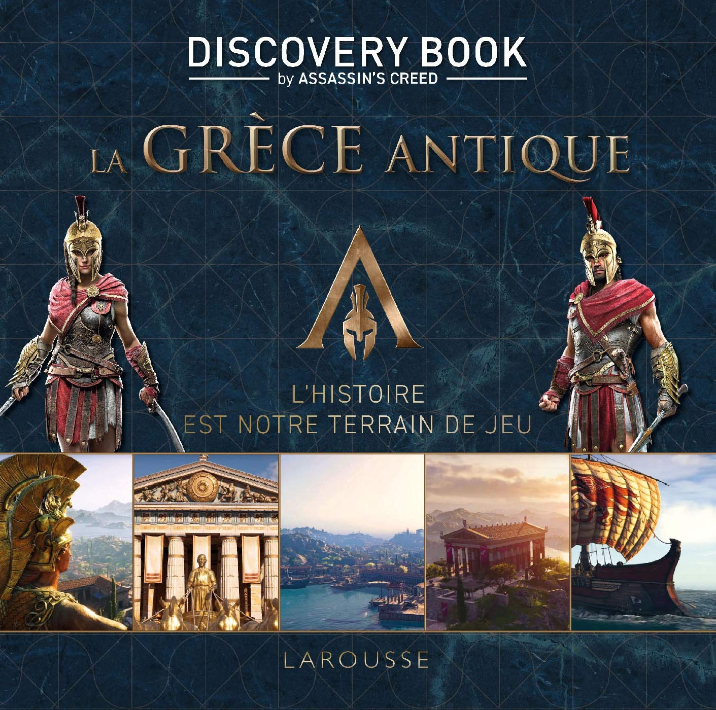 Assassins Creed Discovery Tour Grece Antique
