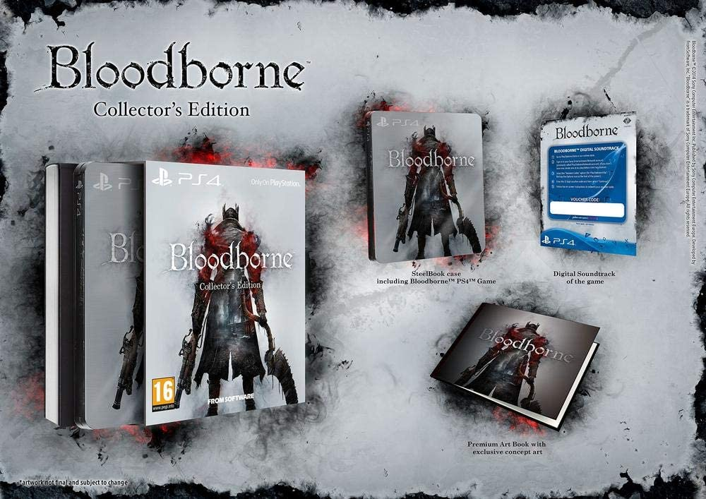 Bloodborne Edition Collector