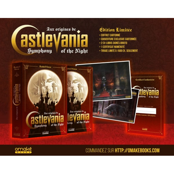 Castlevania Symphony Of The Night Edition Collector