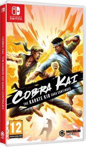 Cobra Kai Switch