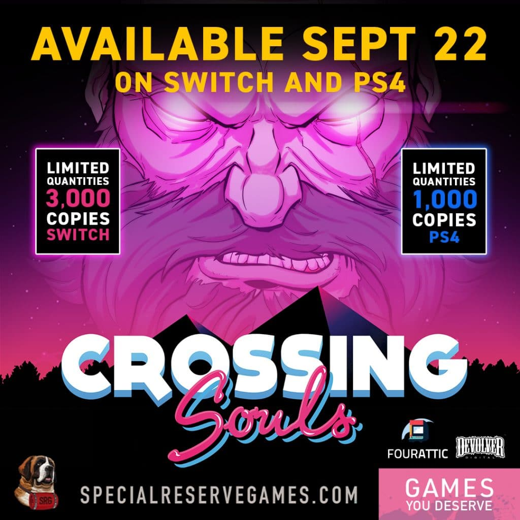 Crossing Souls Specialreservegames