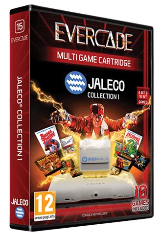 Evercade Jaleco 1