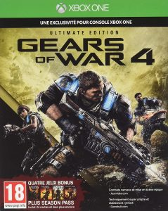 Gears Of War 4 Edition Ultimate Xboxone