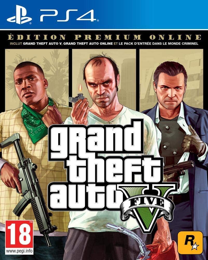 Grand Theft Auto V Edition Premium Online
