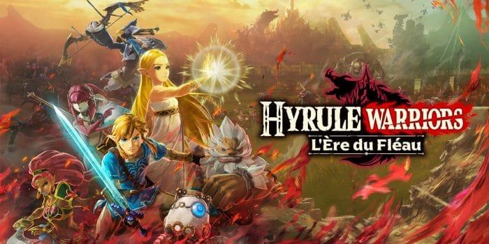 Hyrule Warriors Ere Du Fleau