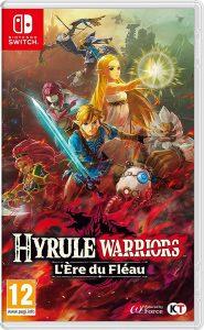 Hyrule Warriors Ere Du Fleau Switch