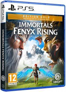 Immortals Fenyx Rising PS5 Gold
