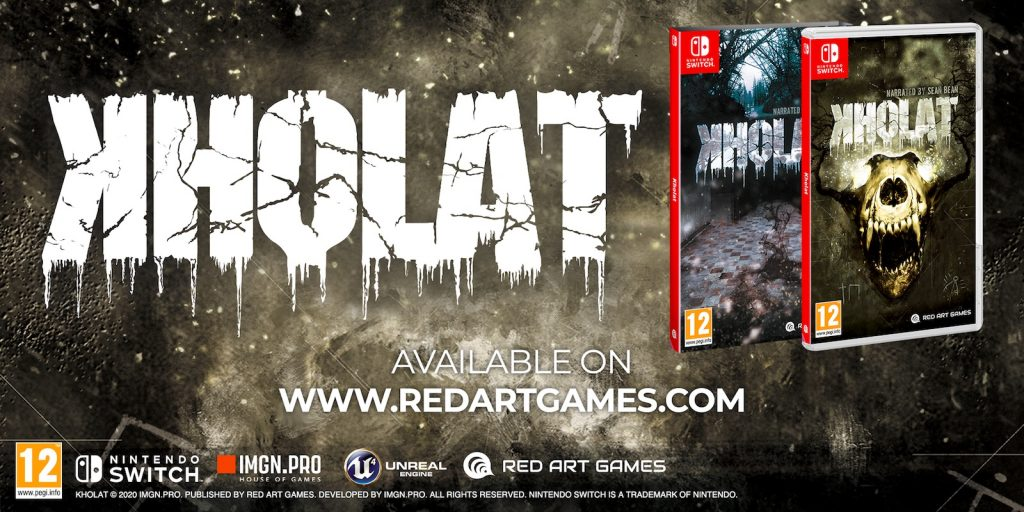 Kholat Red Art Games