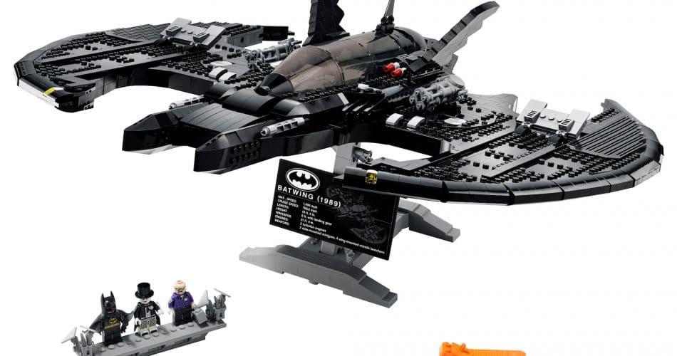 Lego Batman Batwing 1989