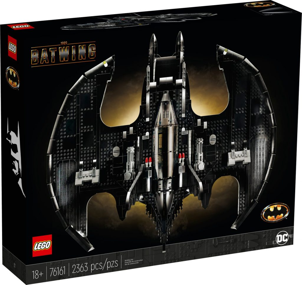 Lego Batman Batwing 1989 Pack