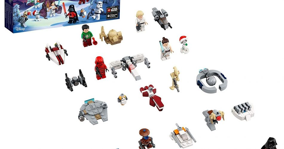 Lego Star Wars Calendrier Avent 2020